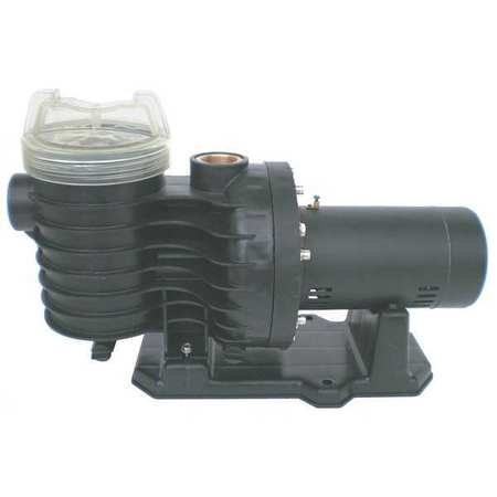 Pool Pump, 1/2HP, 3450, 115/230V