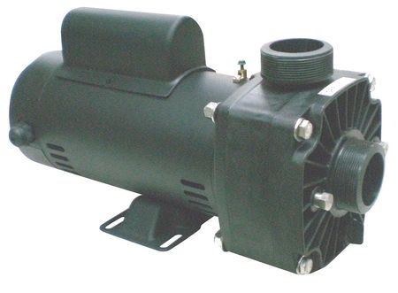 Spa Pump, 3/4 - 1/8 HP, 3450, 115V