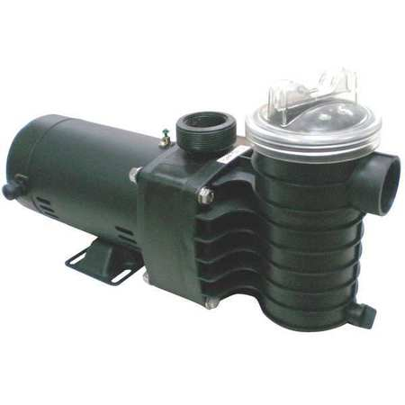 Pool Pump, 1/2HP, 3450, 115V