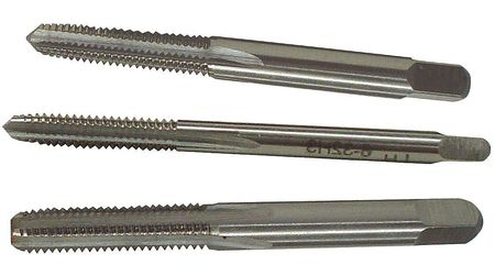 Hand Tap Set, HSS, #10-32, H3 Limit, PK3