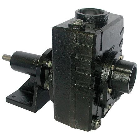 Pedestal Pump, Cast Iron, 3 HP