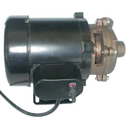 Brass 1/8 HP Centrifugal Pump 115V