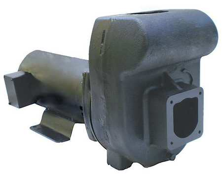 Pool Pump, 5HP, 3450, 208-230/460
