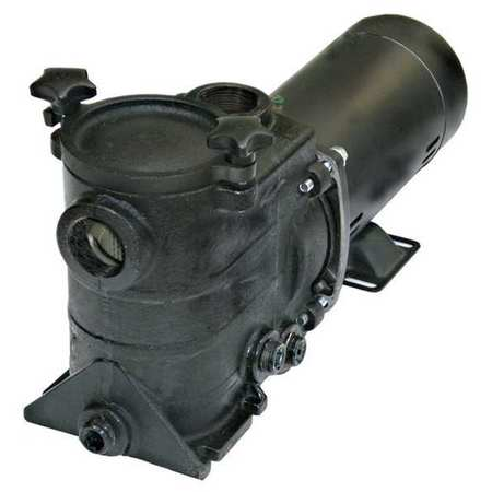 Pool Pump, 3/4HP, 3450, 115/230V