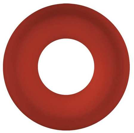 Gasket, Size 3/4 In, Tri-Clamp, Red