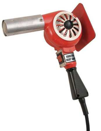 Heat Gun, 750 to 1000F, 9A, 23 cfm