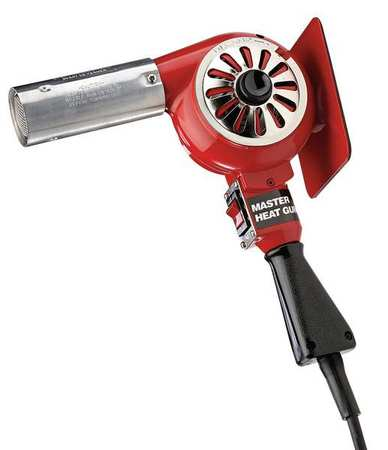Heat Gun, 200 to 300F, 5A, 23 cfm
