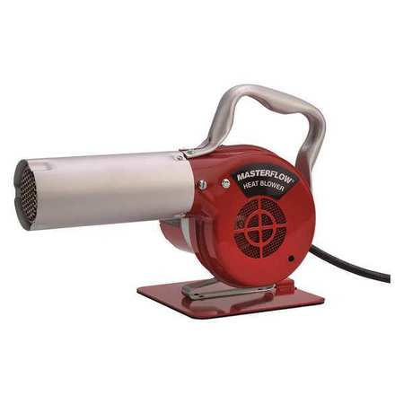 Heat Blower, 750F, 9.4A, 47 cfm