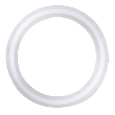 Gasket, Size 1 In, Tri-Clamp, PTFE
