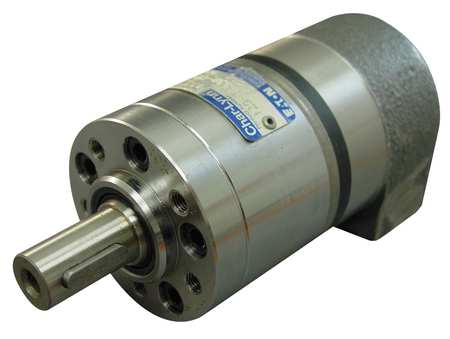Hydraulic Motor, 3 cu in/rev, 5 Bolt