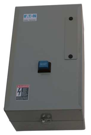 DP Motor Starter, 3P, 40A, 480V Coil, NEMA1