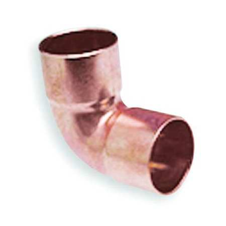 "1/2"" NOM C Copper 90 Degree Close Rough Elbow"