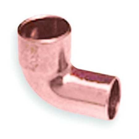 "3/4"" NOM FTG x C Copper 90 Degree Close Rough Elbow"