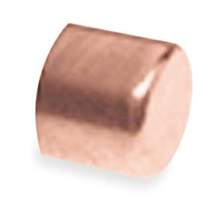 "1-1/4"" NOM C Copper Cap"