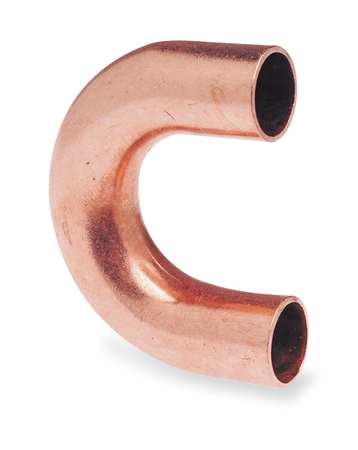 "3/4"" NOM C Copper Return Bend"