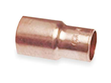 "1/2"" x 1/4"" NOM FTG x C Copper Reducer"