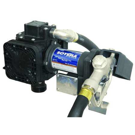 Diaphragm Pump, 12VDC, 13 gpm