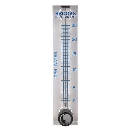 Meter, Water, 2-25 Gph