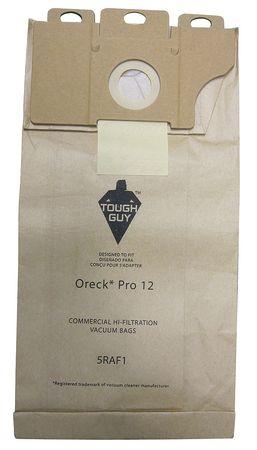 Filter Bag, 2-Ply, Paper, PK10