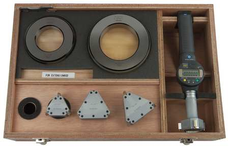 Bore Gage Set, Borematic, 2-4 In