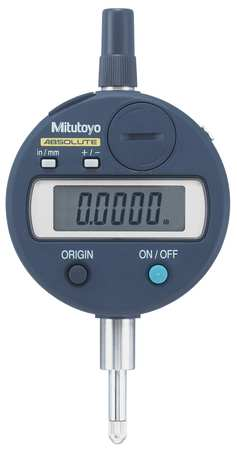 Digital Indicator w/Cert, 0.5 In