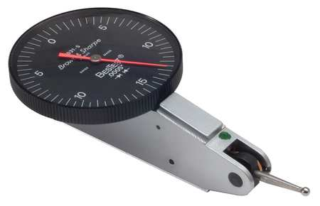 Dial Test Indicator, Hori, 0 to 0.030 In