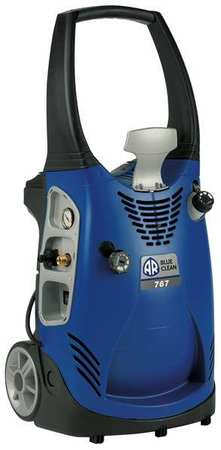1900 psi 2.1 gpm Cold Water Electric Pressure Washer