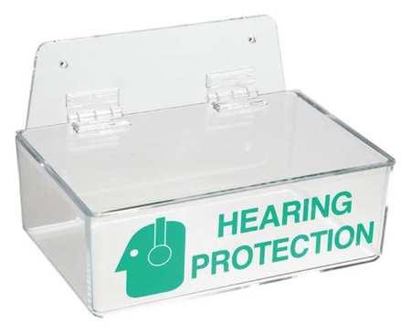 Ear Plug Dispenser, Univ, Holds 20 PR
