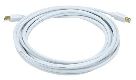 CPU Cord, Mini DisplayPort M to M, 15ft