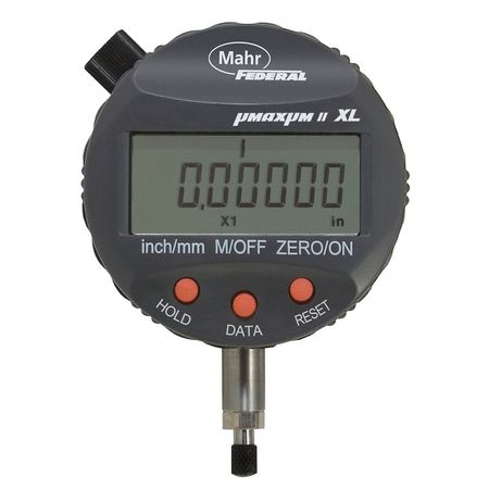 Electronic Digital Indicator, +/-0.040 In