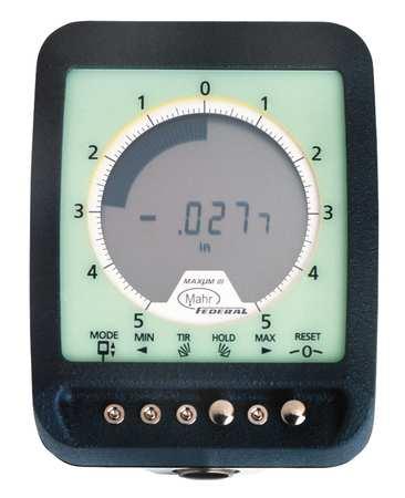Remote Digital Indicator, +/-0.040 In