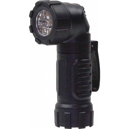 VALUE BRAND LED 28 Lumens  Yellow Industrial Flashlight