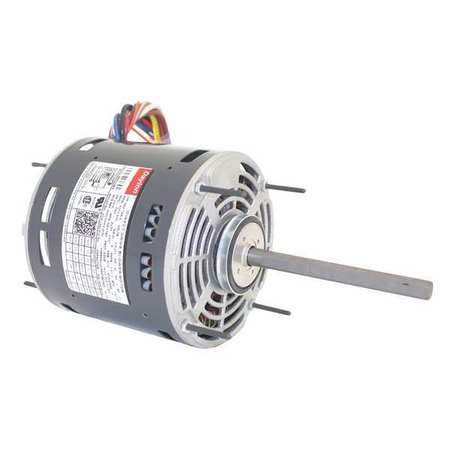 Blower Motor, 1/5 to 3/4 HP, 1075 rpm
