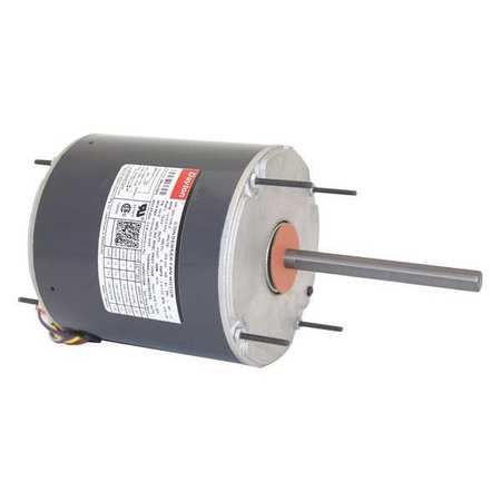 Condenser Fan Motor, 1/2,  1/5 HP, 1075 rpm