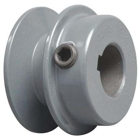 "lot of 10 2 1//4 pulleys 5//8 bore /""a belt/"""