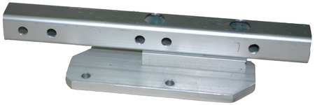 Winch And Hoist Mounting Bracket
