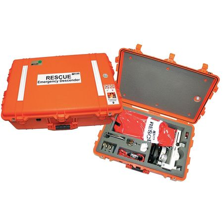 Rescue System, 330 lb., Kernmantle, 3100 lb