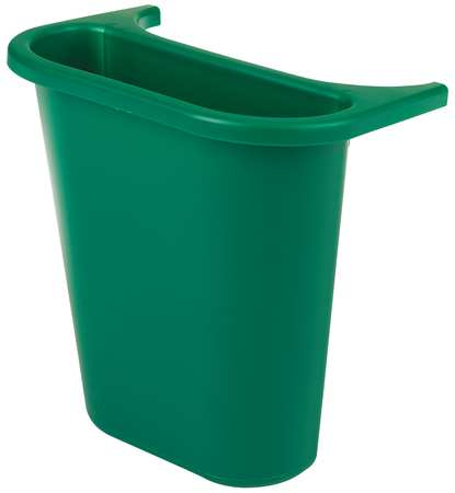Recycling Saddle, Green, 1 gal.
