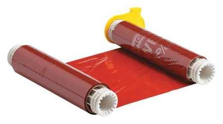 Ribbon Cartridge, Red, 200 ft. L