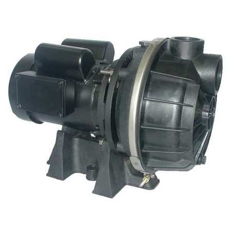Pump, Centrifugal, 1 HP,  1 Ph