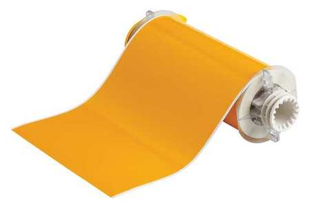 Tape, Yellow, 50 ft. L, 8 In. W