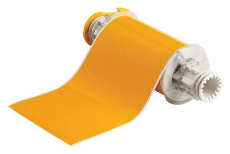 Tape, Yellow, 6 In. W, 50 ft. L