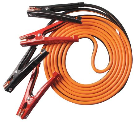 Booster Cable, SD, 8 AWG, 12 Ft, 200 Amp