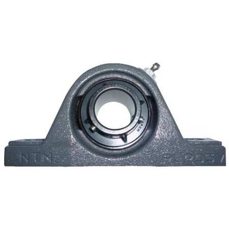 "Pillow Block Bearing, Ball, 3-7/16"" Bore"