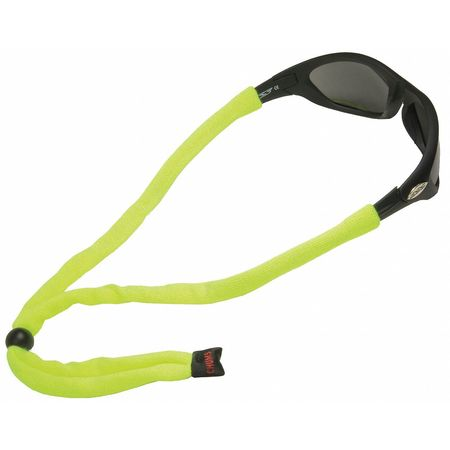 chums eyewear rtnr cord hi vis yel cotton 12115608