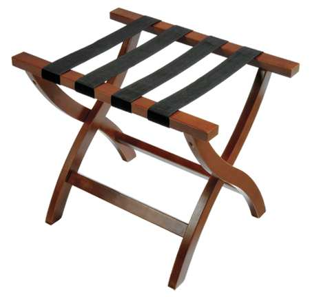 Luggage Rack, 19 1/4 H x 17 D In., PK3