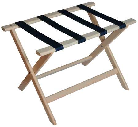 Luggage Rack, 18 1/2 H x 17 D In., PK5