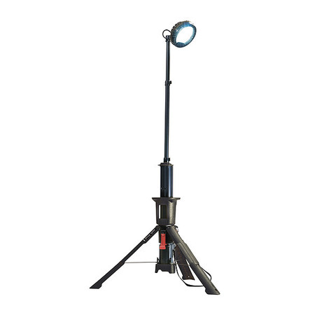 PELICAN LED Black Remote Area Lighting System