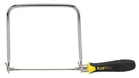 Coping Saw, 13-1/4 In. L