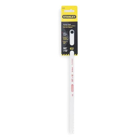 Hacksaw Blade, 12 In, 18TPI, Bi-Metal